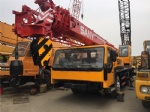 CHINA SANY 25 TON USED TRUCK CRANE SALE
