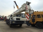 CHINA ZOOMLION USED CRANE 25 TON QY25H