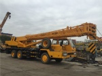 CHINA XCMG 25 TON QY25E TRUCK CRANE SALE