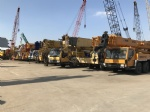 TOP SALE IN CHINA USED TRUCK CRANE XCMG