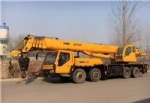 50 TON USED CRANE HOT SALE IN THE WORLD