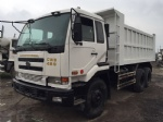 used Nissan UD dump truck CWB459 for sale