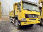 used HOWO dump truck for sale