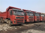 volvo FM12 Used dump truck for sale