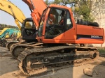 Doosan DH300LC-7 Used Crawler Excavator For Sale