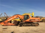 Doosan DH300-7 Used Crawler Excavator For Sale