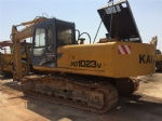 KATO Japan Used Excavator DH1023 For Sale