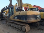 Caterpillar 320CL 20 Ton Used Excavator For Sale