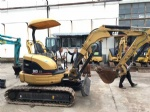 Caterpillar 303CR Used Mini Excavator For Sale