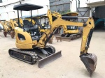 Caterpillar 302 Used Mini Excavator For Sale