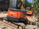 Hitachi ZX50 5 Ton Used Excavator For Sale