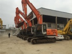 Hitachi ZX200-3 20 Ton Used Excavator For Sale